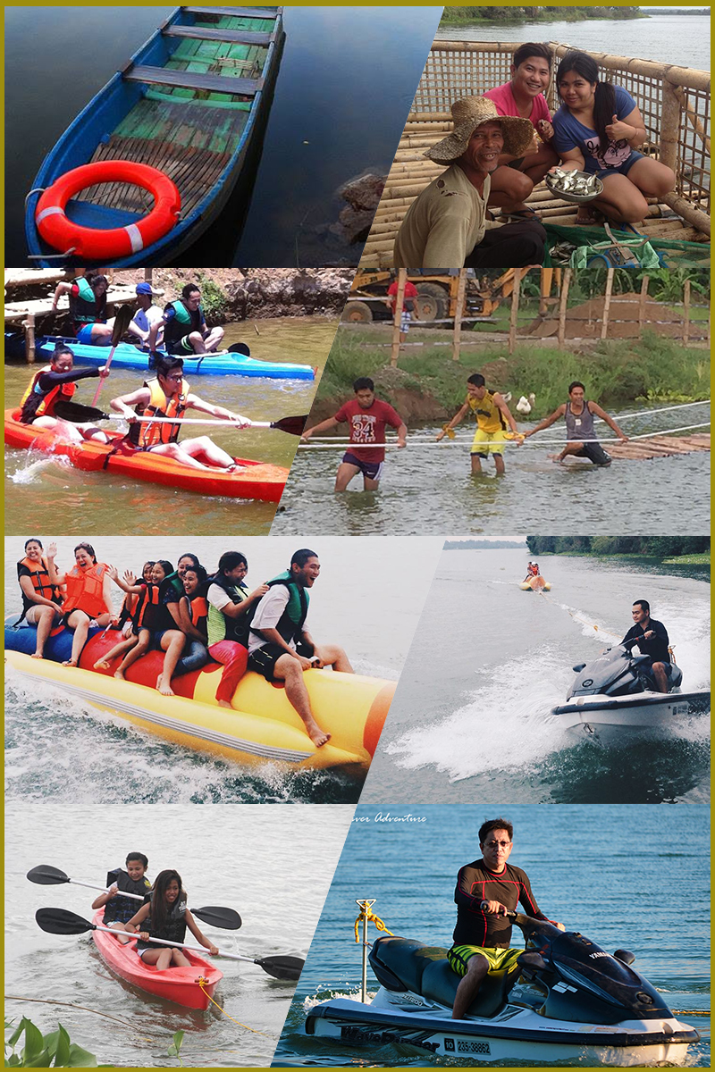 Water Activities at SRRA.