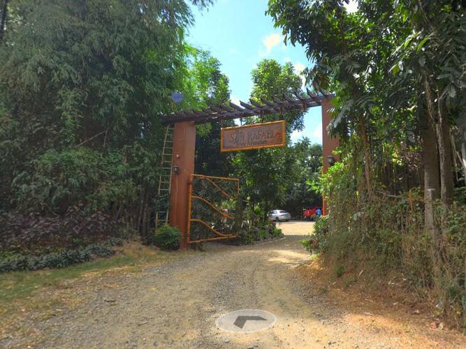 SRRA Entrance
